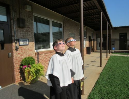 A Blessing and an Eclipse